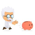 3 razones científicas por las que no puedes ahorrar